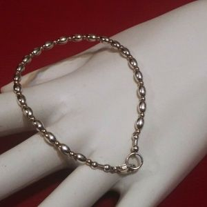 S.S. Beaded Bracelet